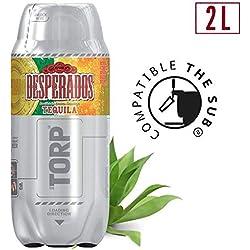 DESPERADOS Biere aromatisée tequila Original- 2 L