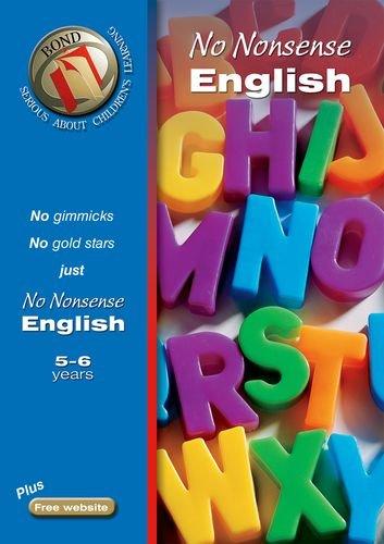 Bond No Nonsense English 5-6 Years (Bond Assessment Papers)