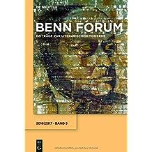 Benn Forum: 2016/2017