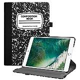 Fintie iPad 9.7 Zoll 2018 2017 / iPad Air Hülle - 360 Grad Rotierend Stand Cover Case Schutzhülle mit Auto Schlaf / Wach Funktion für Apple iPad 9,7'' 2018 2017 / iPad Air 2 / iPad Air, Notizblock