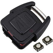 DON LLAVE® AMDLOP09F - Kit de reparación: Carcasa de 2 botones + 2 Pulsadores (Modelos en el interior)