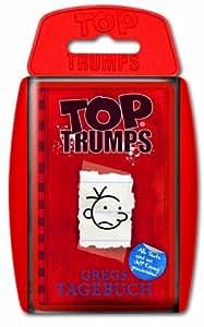 Winning Moves 61726 - Top Trumps - Gregs Tagebuch