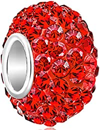 Korliya Geburtsstein Charm Bead für Armband