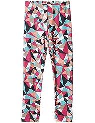 adidas LG RI Aop Tight - Mallas unisex, color negro / turquesa / rosa / blanco, talla 92