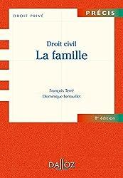 Droit civil La famille - 8e éd.: Précis
