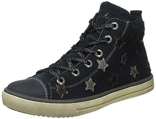 Lurchi Mädchen Starlet-Tex High-Top Blau (navy 22)