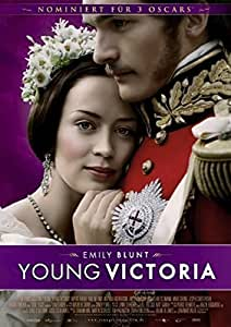 young victoria blu ray emily blunt rupert friend paul bettany thomas. Black Bedroom Furniture Sets. Home Design Ideas