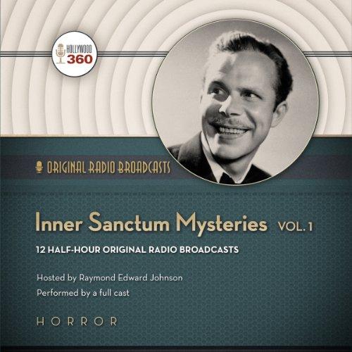 Inner Sanctum Mysteries, Volume 1  Audiolibri