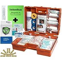 WM-Teamsport Sport-Sanitätskoffer Pro + Erste-Hilfe Koffer Din 13157 & 13164 + Sport-Ausstattung mit Kältebehandlung... preisvergleich bei billige-tabletten.eu
