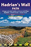 Hadrian's Wall Path: Wallsend to Bowness-on-Solway - Planning, Places to Stay, Places to Eat (British Walking Guides)