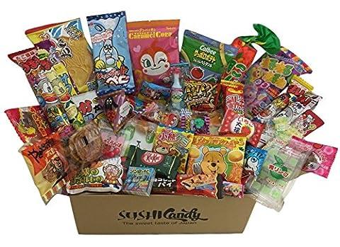 40 Japanese sweets & snack SEPTEMBER set POPIN COOKIN + Japanese kitkat + other popular sweet