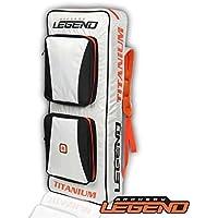 Legend Archery–Mochila transporte Arc–flechas–Accesorios–gran capacidad–ideal para desplazamiento en dos ruedas.