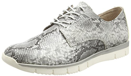 Lotus Giovanna, Sneakers basses femme Multicolore(white,brown,grey)