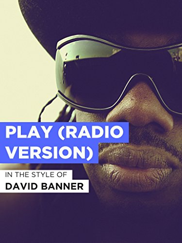 Play (Radio Version) im Stil von