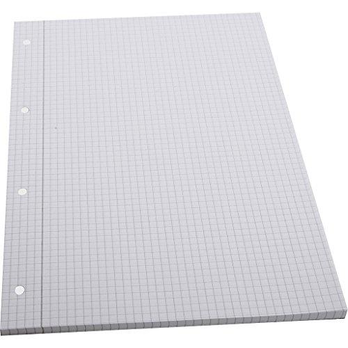 Price comparison product image Writing Pads,  A4 21x30 cm,  60 g,  square,  5pcs