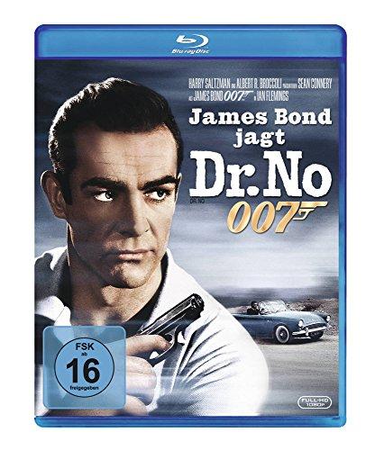 Bild von James Bond - Jagt Dr. No [Blu-ray]