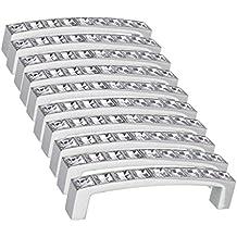 Suchergebnis Auf Amazonde Für Möbelgriffe Silber