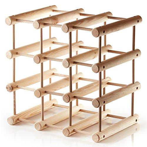 Weinregal für küche  ᐅ Weinregal Holz - Bestseller auf einem Blick | Die Hausbar