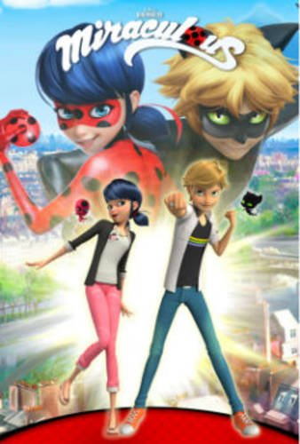 Miraculous: Tales of Ladybug and Cat Noir (Miraculous, Tales of Lady Bug & Cat...