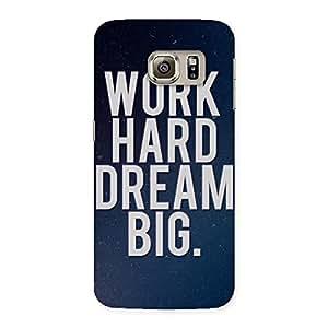 Ajay Enterprises Designer 101574 Printed Back Case Cover for Samsung Galaxy S6 Edge Plus