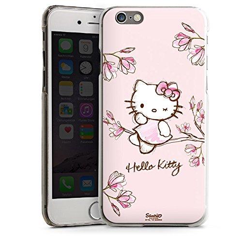 DeinDesign Hülle kompatibel mit Apple iPhone 6s Handyhülle Case Hello Kitty Merchandise Fanartikel Magnolia