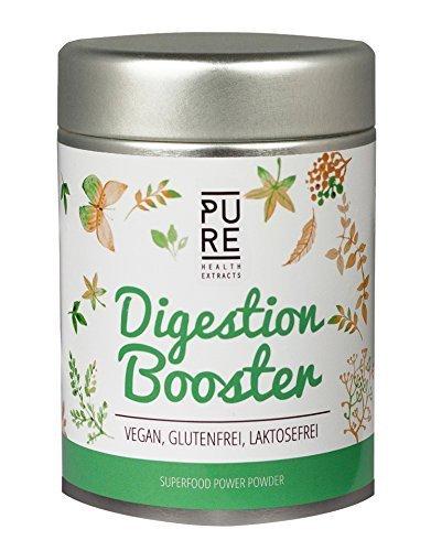 Bio-cayenne-pfeffer-extrakt (Bio Kurkuma Pulver & Ingwer Superfood Mix Digestion Booster von Pure Health Extracts | Superfood Pulver für den Smoothie | Extra Plus für deine Gesundheit …)