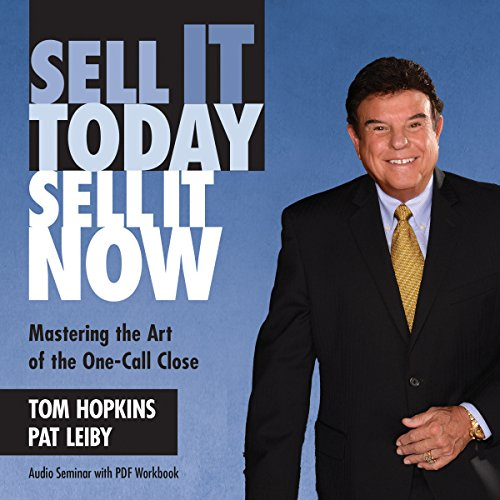 Sell It Today, Sell It Now  Audiolibri