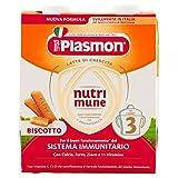 Plasmon Latte Liquido 3 Biscotto - 1000 ml