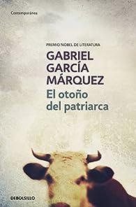 El otoño del patriarca par Gabriel García Márquez