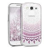 kwmobile Funda para Samsung Galaxy S3 / S3 Neo - Case para móvil en TPU silicona - Cover trasero...