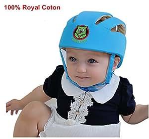 Bonnet de Protection bébé Chapeau anti - collision casque Chapeau de protection enfant confortable douce réglable de haute qualité livraison gratuite vite sécurité et Protection