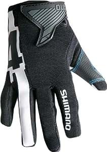 SHIMANO Kinder ORIGINALS Handschuhe Winter, schwarz, S, CW0K107205