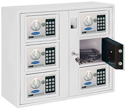 Rottner T05380 6 Unit Safe Electronic Key Distributor System
