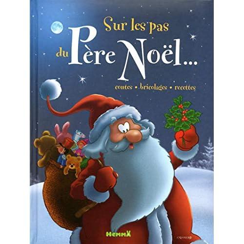 Sur les pas du Père Noël ...