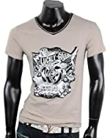Herren T-shirt Luckly Good