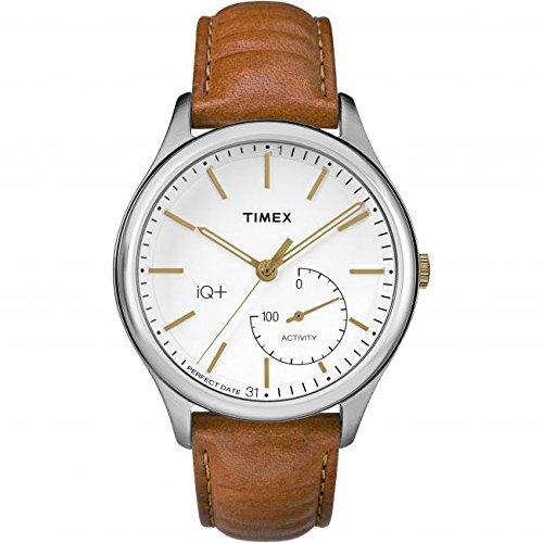 Reloj Smartwatch Hombre Timex IQ + Casual Cod. tw2p94700