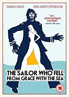 The Sailor Who Fell from Grace with the Sea [Region 2] by Kris Kristofferson