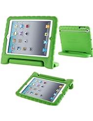 ORDEL® Funda para niños Resistente a Golpes de agarre fácil para Apple iPad Air 5 (Verde)