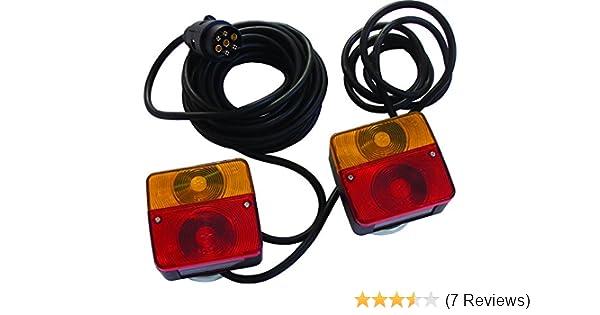 HP-Autozubehör 25522 Beleuchtungssatz Magnetisch: Amazon.de: Auto