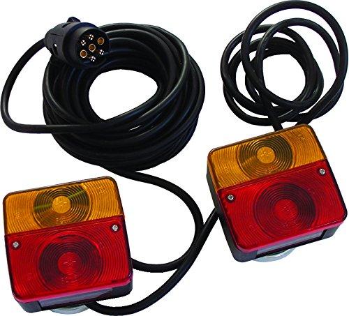 HP-Autozubehör 25522 Beleuchtungssatz - Magnetische Anhänger