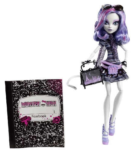 Mattel Y7295 - Monster High Scaris Catrine DeMew, (Monster High Calavera Doll)
