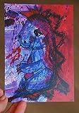 Postkarte Drache