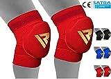 RDX MMA Tutore Fascia Ginocchio Support Boxe Ginocchiere Pallavolo Crossfit Protezione Fitness