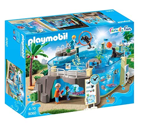 Playmobil Playmobil-9060 Family Fun Acuario 9060