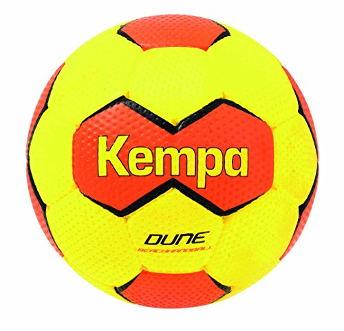 Kempa Dune - Pelota de balonmano, color verde, talla 2