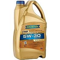 Ravenol VMP SAE 5W de 30/5W30bajo en SAPS (bajo contenido de cenizas sulfatadas) - Aceite de motor sintético, adecuado para filtros de partículas diésel