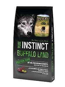 PURE INSTINCT Buffalo Land 12kg - mit Wasserbüffel und Strauß