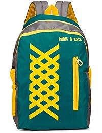 Chris & Kate Polyester 27 Ltr School Backpack
