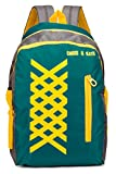 #9: Chris & Kate Green School Bag | College Bag | Casual Backpack (27 Litres) (CKB_113AI)