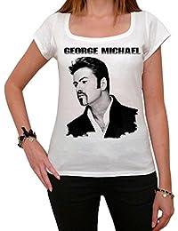 George Michael E Melrose Tshirt, George Michael Tshirt, Femme Tshirt cadeau